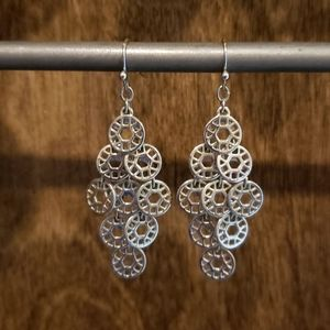 Lia Sophia Fractal Earrings